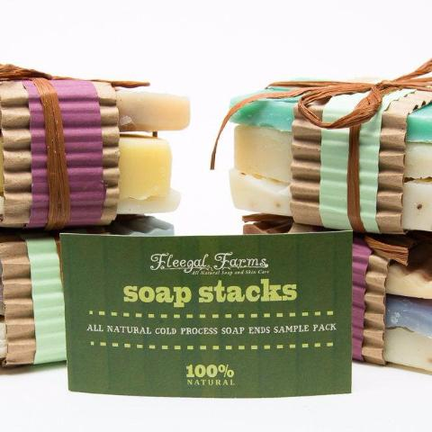 "Soap Stack | ""The Sampler"""