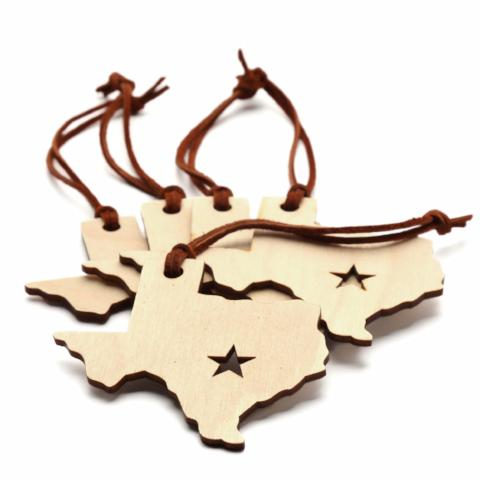 Tree Ornament | Texas