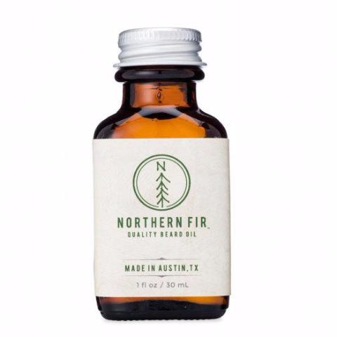 Northern Fir | Beard Oil & Keychain Comb Set