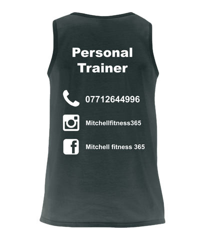 Mitchell Fitness :: Anvil Fashion Basic Tank Top [PT]