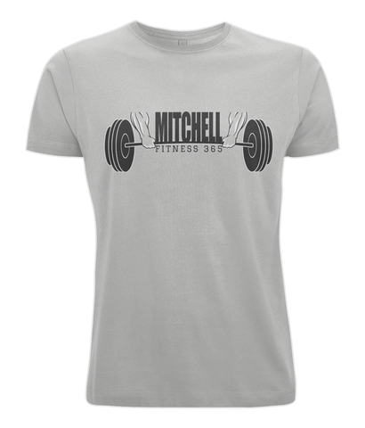 Mitchell Fitness :: Classic Jersey Unisex T-Shirt - Light colours