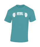 Mitchell Fitness :: Heavy Cotton T-Shirt [PT]