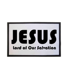 Jesus, Lord of our salvation :: Doormat