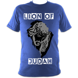 Lion of Judah : Super-soft Heavy Tee