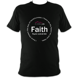 Faith Unisex T-Shirt : Psalm 119:30