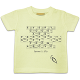 Every good and perfect gift is from above : Baby/Toddler T-Shirt