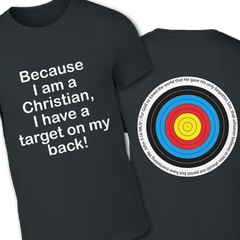 I have a target on my back :: T-Shirt