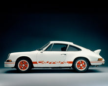 PORSCHE 911 2.7 CARRERA RS DECAL SET