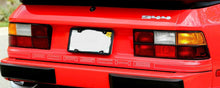 PORSCHE  924 AND 944 REAR DECAL