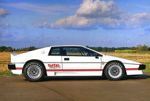 LOTUS ESPRIT TURBO GIUGIARO DECAL SET