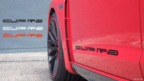 CUPRA STICKER FOR SEAT