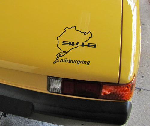 NURBURGRING 914/6 STICKER