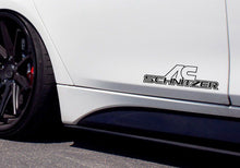 AC SCHNITZER STICKER FOR BMW