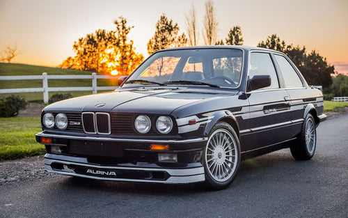ALPINA C1 2.3 E30 SIDE STRIPES DECAL SET