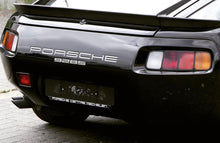 PORSCHE 928S REAR DECAL SET