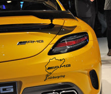 NÜRBURGRING AMG DECAL FOR MERCEDES BENZ
