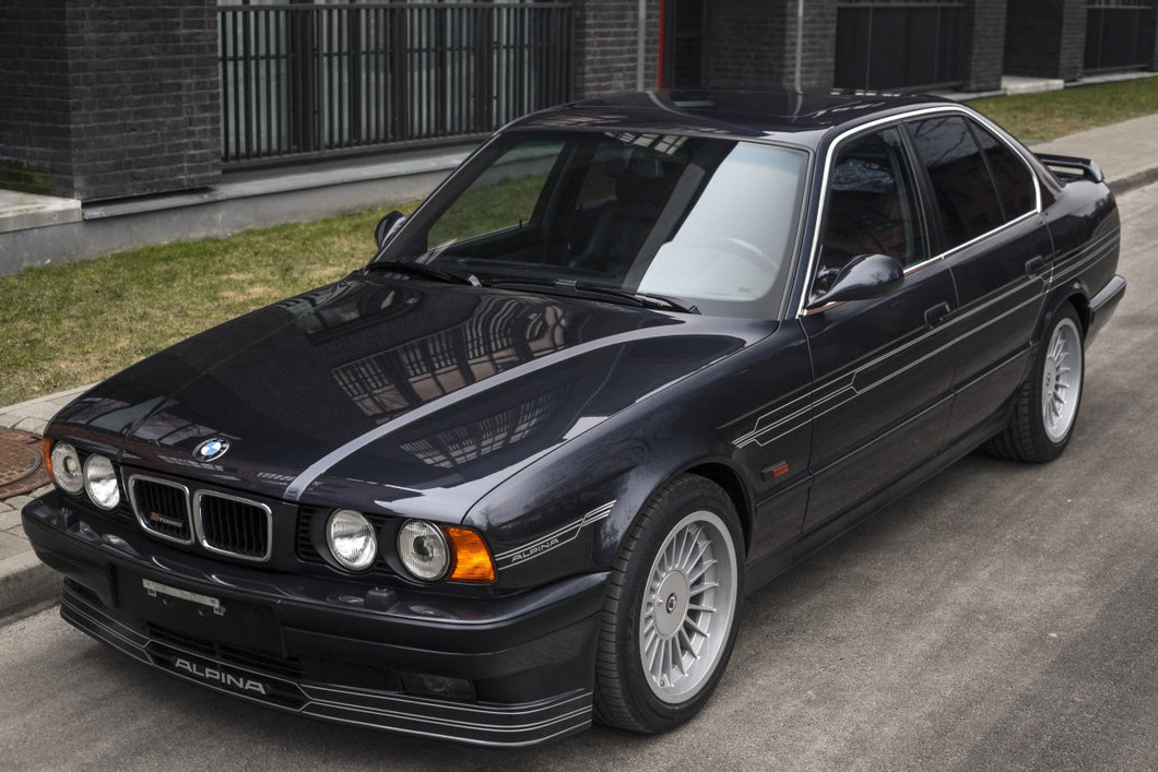 ALPINA SIDE DECAL SET FOR BMW E34