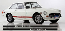 MGB 1800 SIDE STRIPES DECAL FOR MGB GT