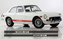 MGB GT SIDE STRIPES DECAL
