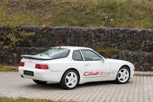 CLUB SPORT SIDE DECALS FOR PORSCHE 968