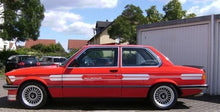 ALPINA E21 SIDE STRIPES DECAL SET C1 AND B6 FOR BMW
