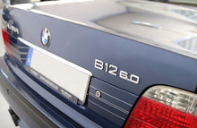 ALPINA E38 SIDE PINSTRIPE DECAL SET