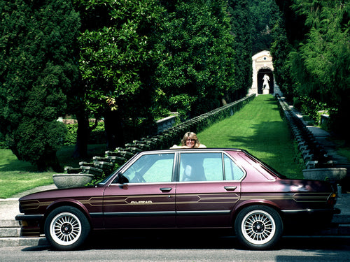 ALPINA B7 SIDE DECAL SET FOR BMW E28