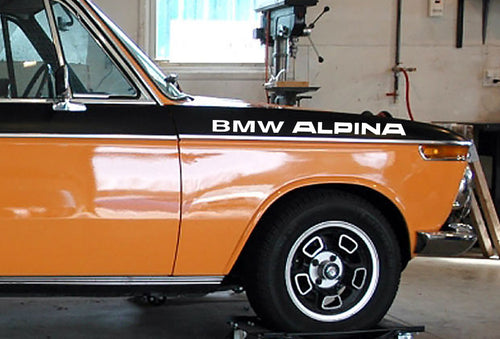 BMW ALPINA FENDER DECAL SET