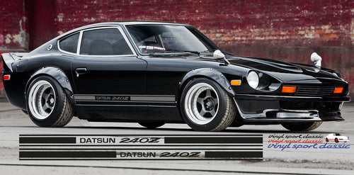 DATSUN 240Z SIDE STRIPES DECAL