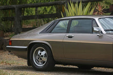 JAGUAR XJS SIDE PINSTRIPES DECAL SET