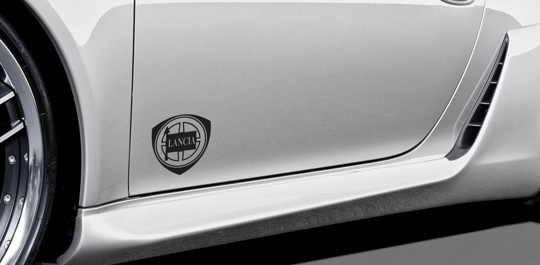 LANCIA CLASSIC SHIELD DECAL