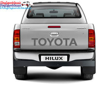 TOYOTA BIG DECAL FOR TOYOTA HILUX AND ANOTHER TRUCK OR PICK UP