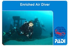 Enriched Air Diver Gift Certificate