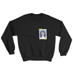 Polaroid Girl Sweater