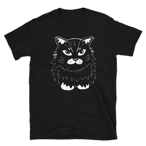 Mad Kitty Cat Unisex T-Shirt