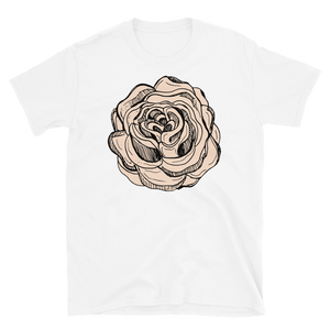 Roses Lines Unisex T-Shirt