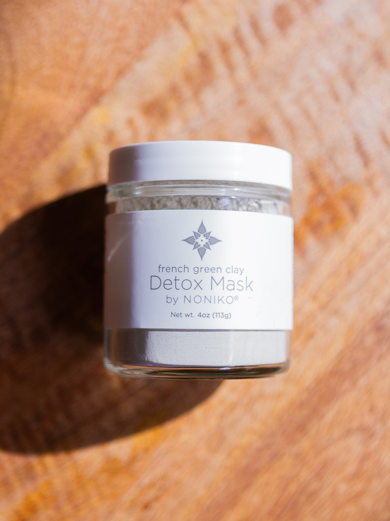 French Green Clay Detox Mask