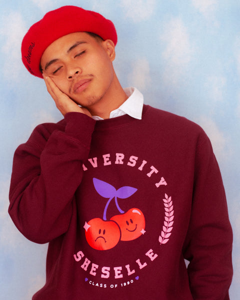 University of Sheselle Crewneck