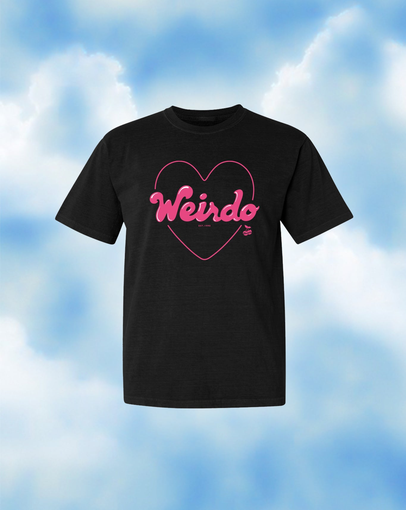 Valentines Day Weirdo Tee