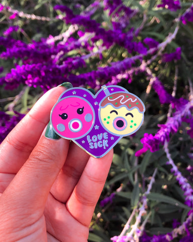 Love Sick Pin