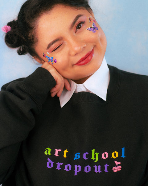 Art School Drop Out Crewneck