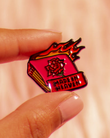 Match Made in Heaven Pin