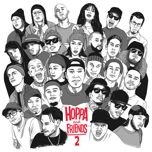 Hoppa And Friends 2 (Pre-Order)