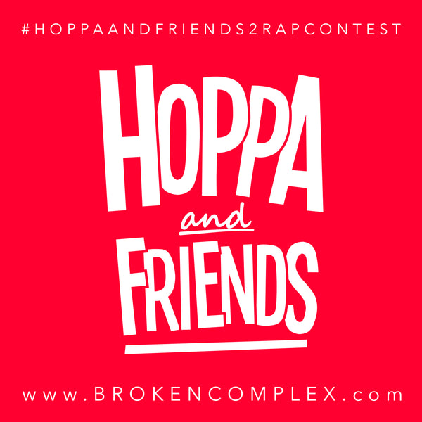 Hoppa And Friends 2 Rap Contest