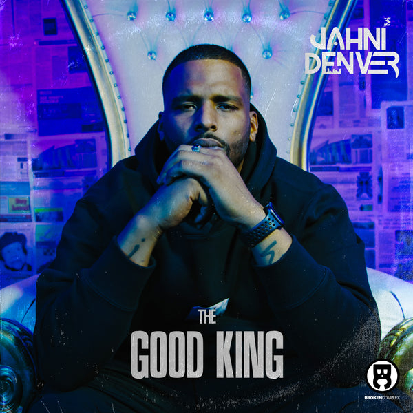 "New Album: Jahni Denver ""The Good King"""