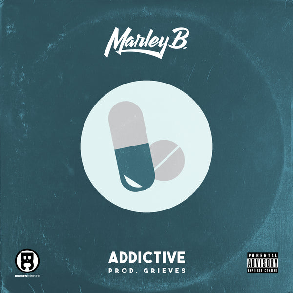 "New Single: Marley B. - ""Addictive"" (prod. Grieves)"