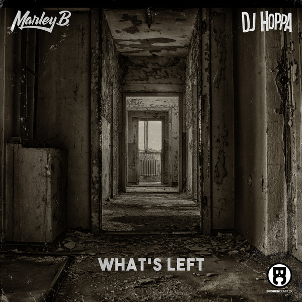 "New Single: Marley B. & DJ Hoppa - ""What's Left"""