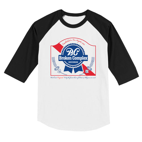 BLUE RIBBON RAGLAN T-SHIRT