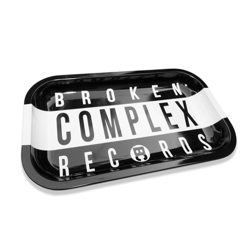 Broken Complex Advisory Rolling Tray