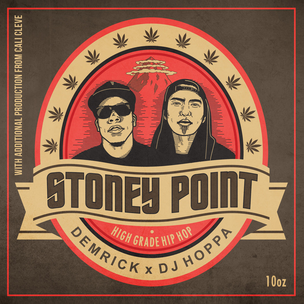 STONEY POINT (CD)